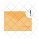 Email Error Alert Icon