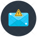 Alert Mail Caution Email Email Icon