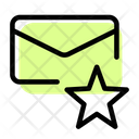 Email Favourite Favorite Mail Favorite Email Icon