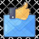 Mail Feedback Like Mail Email Feedback Icon
