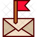 Email Flag Icon