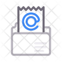 Email Folder Files Icon