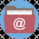 Email Internet Storage Icon