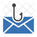 Email Hacking Icon