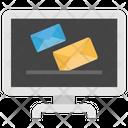 Email Hosting Mail Hosting Hosting Server Icon