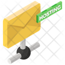 Email Hosting Shared Email Email Network Icon