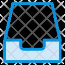Email Inbox Storage Icon