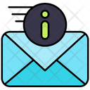 Email Information Mail Information Info Icon