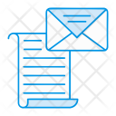 Email letter Icon