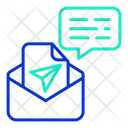 Email Location Icon