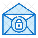 Mail Computer Security Icon