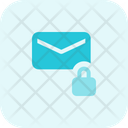 Email Lock Mail Lock Message Lock Icon