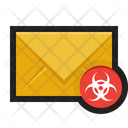 Email Malicious Icon