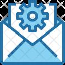 Email Optimization Management Icon