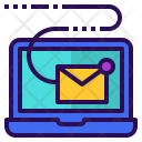 Email Marketing Digital Icon