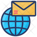 Emarketing Email Marketing Email Services Icon