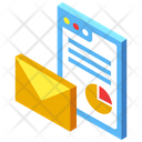 Email Marketing Eamil Campaign Mail Broswer Icon