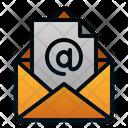 Email Marketing Digital Marketing Advertising Icon