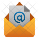 Email Marketing Digital Marketing Advertising Icon
