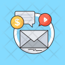Email Marketing Vpn Icon