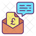 Memail Marketing Email Marketing Money Transfer Icon