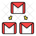 Email Marketing Digital Marketing Marketing Icon