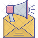 Envelope Advertising Letter Icon