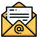 Direct Marketing Email Marketing Feedback Icon