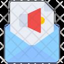 Email Marketing Advertising Megaphone Icon