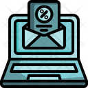 Email Marketing Marketing Mail Offer Email Icon