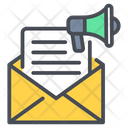 Email Marketing Mail Icon
