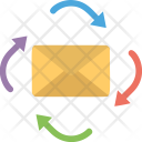 Emarketing Email Campaign Icon