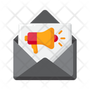 Email Marketing Campaign Email Marketing Email Campaign Icon