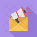 Email Marketing Seo Icon