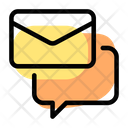 Email Message Mail Message Email Chat Icon
