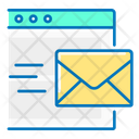 Email Message Message Website Icon