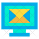 Email Monitor Icon