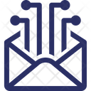 Email Network Icon