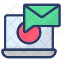 E Mail Notification Icon