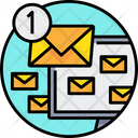 Email Email Notification Notification Icon