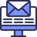 Computer Email Mail Icon