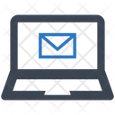 Computer Email Laptop Icon