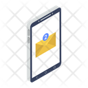 Email Notification Mobile Email Correspondence Smartphone Message Icon