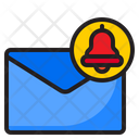 Email Notification Mail Notification Notification Icon