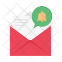 Notification Email Alert Icon