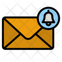 Email Notification Mail Notification Message Notification Icon