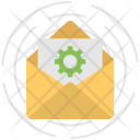 Email Notification Settings Icon