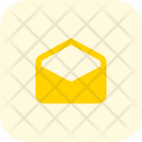 Email Open Mail Open Open Envelope Icon