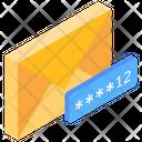 Email Password Icon