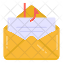 Mail Theft Mail Phishing Email Theft Icon